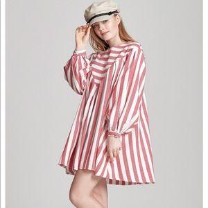 NWT Storets Striped Dress Sz Small